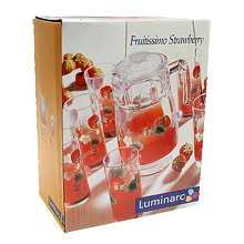 Набор FRUITISIMMO STAWBERRY 7 пр. ОАЭ