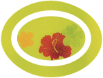 hibiscus-green-oval-plate