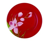 red-orchis-dinner-plate-25cm-luminarc