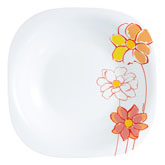 fresh-garden-yellow-soup-plate-21cm-luminarc