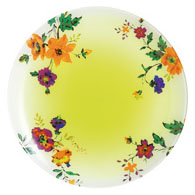 maritsa-green-dinner-plate-26cm-luminarc