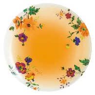 maritsa-orange-dinner-plate-26cm-luminarc